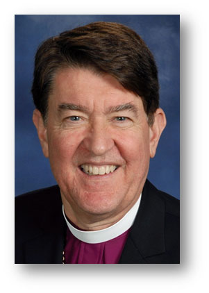 Bishop Bill Franklin