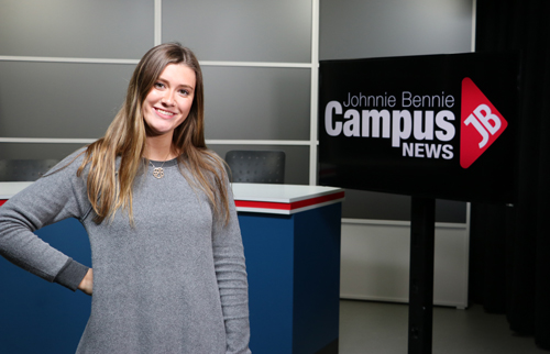 Johnnie Bennie Media Campus News Manager