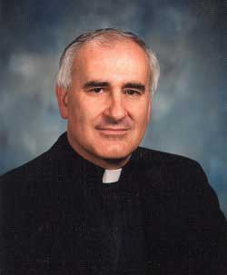 Headshot photo of Bishop Kettler